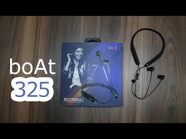 boAt Rockerz 325 another Neck Band Bluetooth Headphone for Rs. 2,940