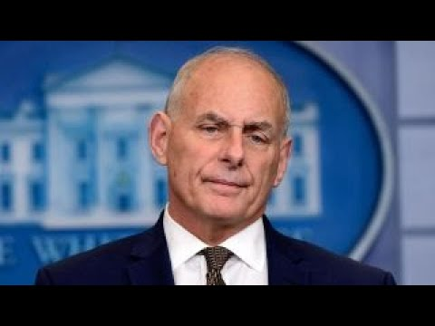 White House stands by Gen. Kelly's criticism of Rep. Wilson