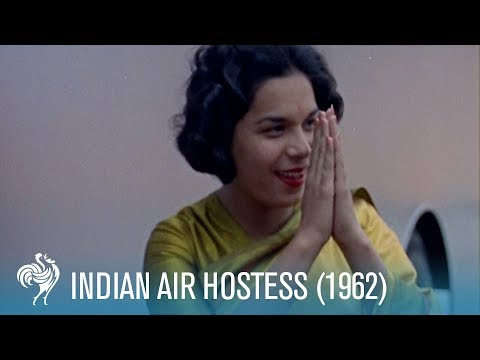 When Air India saris were the most fashionable dress up in the air