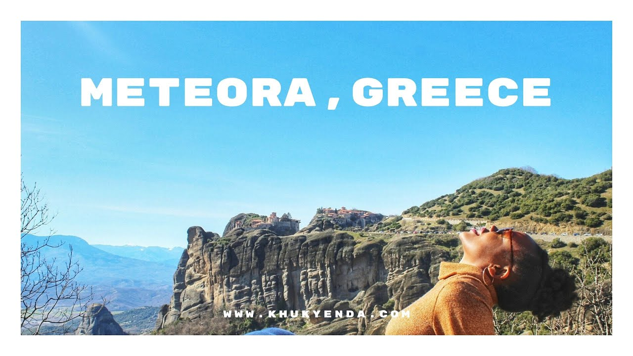 Meteora | Greece Travel Stories