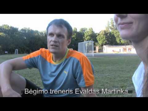 Bėgiko pradžiamokslis – bėgimo pamokėlės
