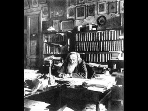 Sen Dymitra - Dymitr Iwanowicz Mendelejew