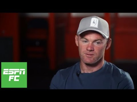 [FULL] Wayne Rooney exclusive interview: 'Everton made it clear' they wanted me to leave | ESPN FC