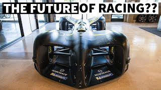 The Future of Racing? Roborace's Almost-200mph Autonomous Racer