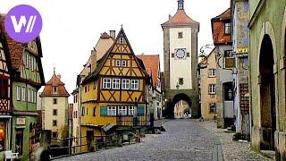 Die Entdeckung der mittelalterlichen Stadtplanung (Doku von 2004)