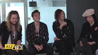 The Struts Talk New Record & Touring With Foos & G'n'R