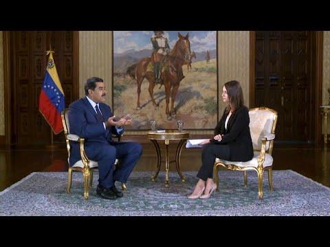 Μαδούρο στο euronews: «Συζητάμε με το σύνολο της αντιπολίτευσης»…