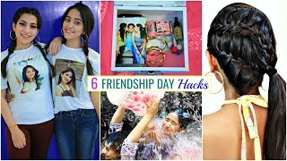 6 FRIENDSHIP Day HACKS You Must Try ...   #GiftIdeas  #Fun #Anaysa