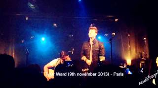 Beginning Of A Bad Idea | Tyler Ward ( live in Paris november 2013 )
