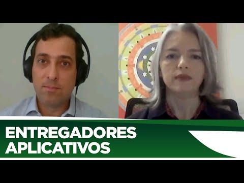 Gervásio Maia fala dos direitos dos entregadores de aplicativos - 01/07/20
