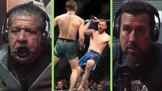 Big John and Joey Diaz Recap Conor McGregor vs Cowboy Cerrone