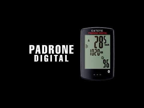 Padrone Digital Video | CatEye Bicycle Electronics