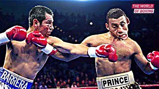 How Prince Naseem Hamed lost to Marco Antonio Barrera
