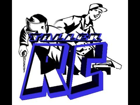 TALLER RC - Protector de Ventana (Diseño-metal)