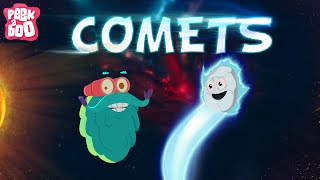 Comets   The Dr. Binocs Show   Educational Videos For Kids