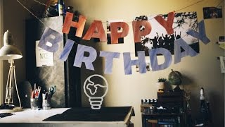 Happy 1st Birthday! | One Year of New Age Creators