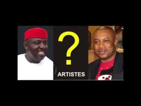 Uche Ogbuagu Exposed Governor Okorocha in Latest Album.
