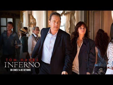 """Segundo tráiler en español de """"Inferno"""", con Tom Hanks"""