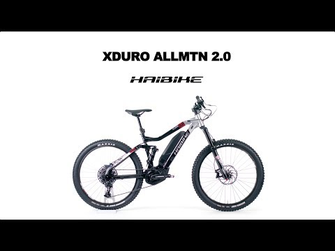 2020 Haibike XDURO ALL MTN 2 in Lewiston, Maine - Video 1