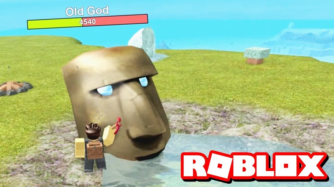 Descargar Mp3 Defeating The Old God Roblox Booga Booga 2019 - booga booga roblox god