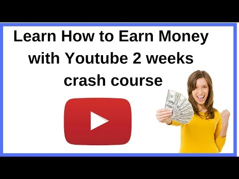 How to career and Earn Money with Youtube crash course in madhapur