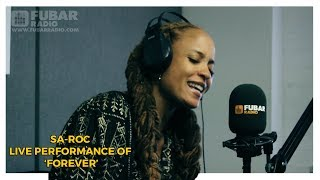 Sa Roc Exclusive Performance Of Forever | The Harriet Rose Show