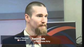 Hire a Veteran - On Demand with Comcast