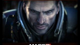 Mass Effect 3. Шепард жив. Красная концовка. Shepard alive.