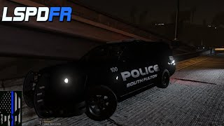 |South Fulton Police| Marked Tahoe |LSPDFR 0.4.7| GTA 5 MODS (No Commentary)