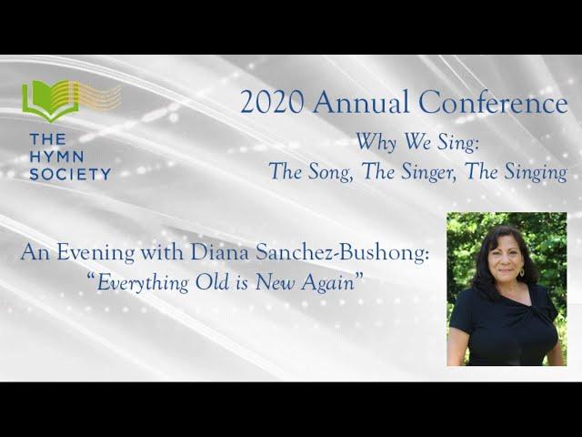 2020 Diana Sanchez-Bushong
