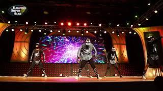DANCING SUPER STAR SEASON 3 By RANJAN NAYAK   Hip Hop Legends Crew - Uttar Pradesh