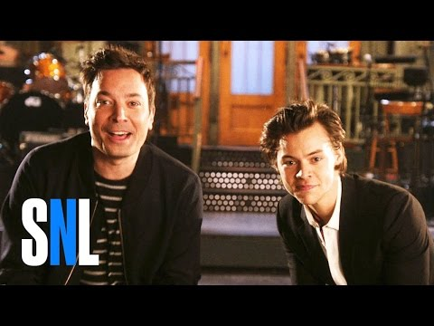Saturday Night Live 42.18 Preview 'Jimmy Fallon & Harry Styles'