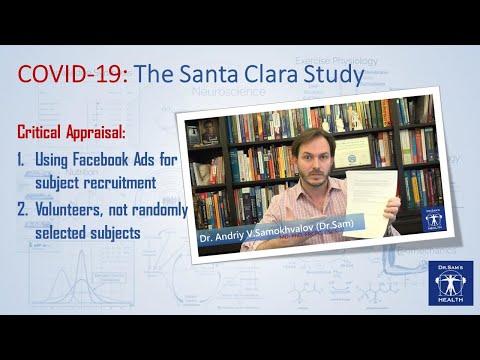 COVID-19: The Santa Clara Study (Critique)