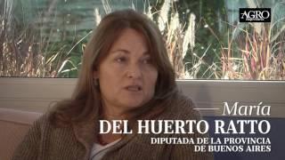 Maria del Huerto Ratto - Quién es Quién en Comunicándonos en Diario Agroempresario