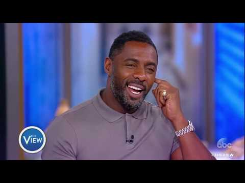 Idris Elba Talks Childhood, Playing American Roles, And 'The Mountain Between Us' | The View