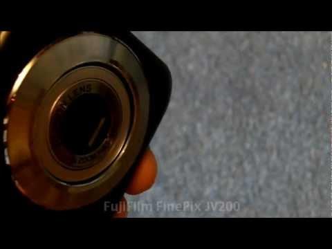 Review - Fujifilm FinePix JV200 - HD