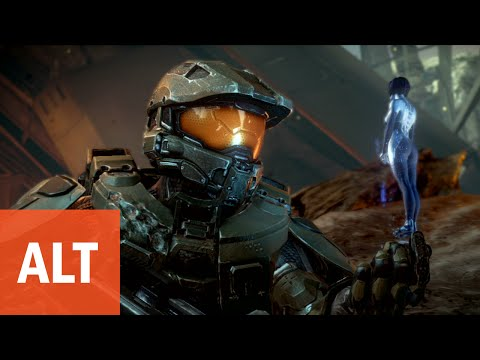 Alternative Halo 4 Launch Trailer Captures What's Great About The Campaign