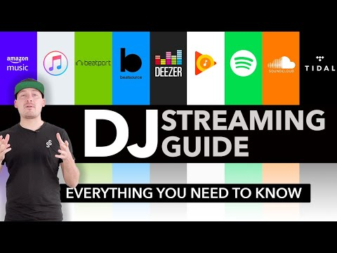 DJ'ing with Streaming Services - The Full Guide - (DJ with Spotify, Deezer, Tidal, Soundcloud ect)