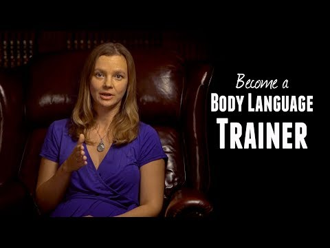 Become a Body Language Trainer - YouTube