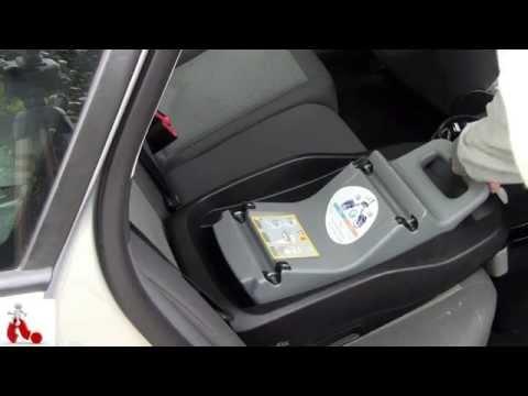 Maxi Cosi FamilyFix Car Seat Base review