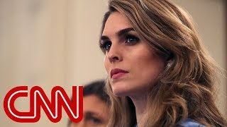 White House Instructs Hope Hicks And Annie Donaldson To Withhold Documents From Congress