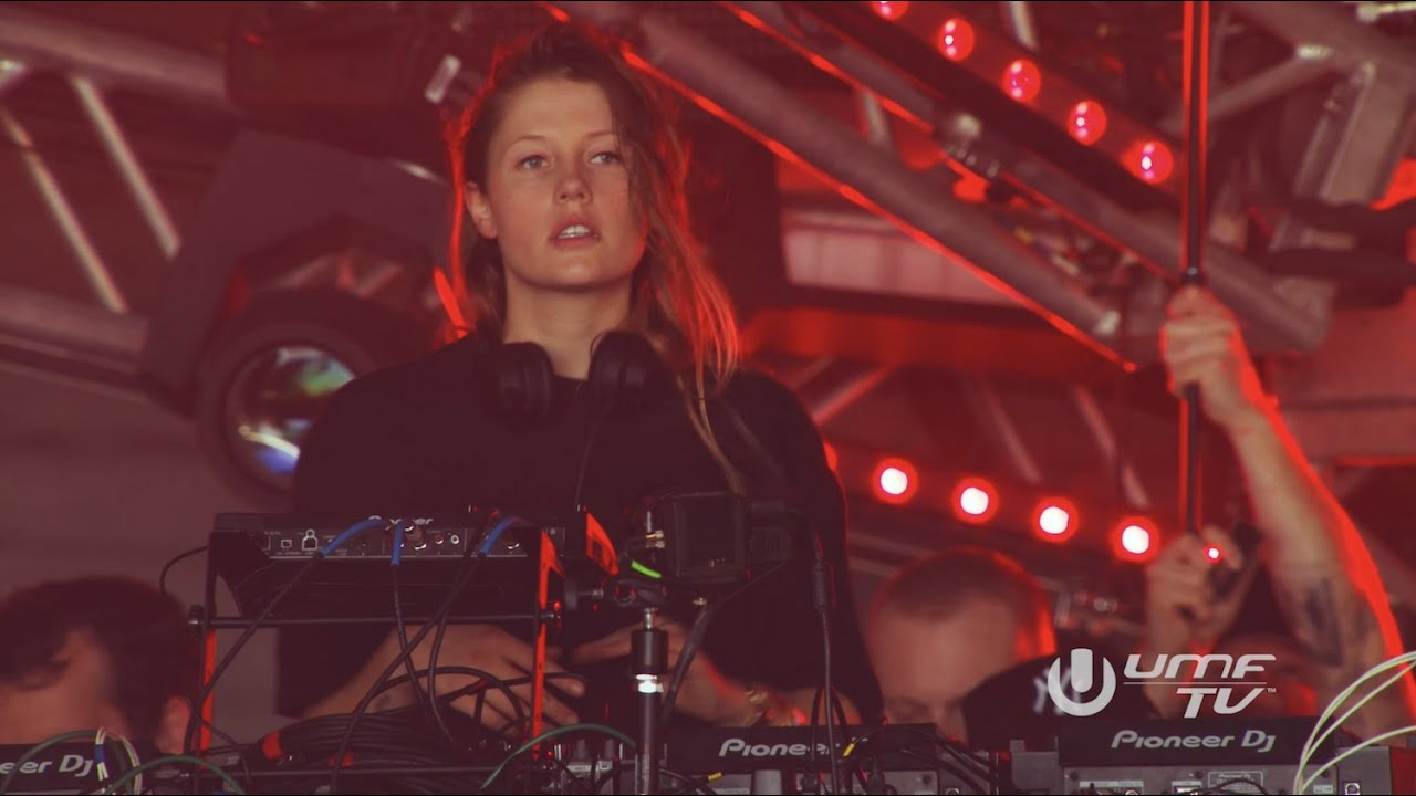 Charlotte de Witte - Live @ Ultra Music Festival Miami 2019 Resistance Stage