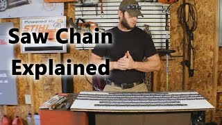 Chainsaw Chain Types Explained