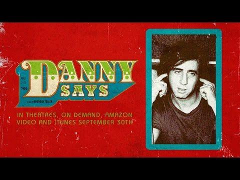 Danny Says - Featurette