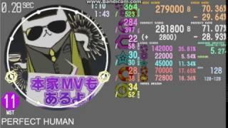 MaiMai MURASAKi [MASTER] PERFECT HUMAN