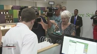 First Tampa-area marijuana dispensary opens
