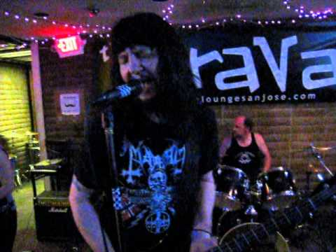 The Flesh Hammers Live at the Caravan 4/26/14