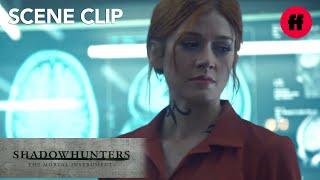 Shadowhunters | Season 3, Episode 9: Clary Brings Back Valentine | Freeform