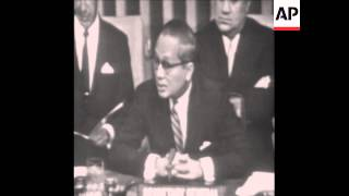 CAN892 U THANT GIVES HIS OPINION AS REPRESENTATIVE OF UN ON THE GRAVE ISSUES OF THE VIETNAM WAR