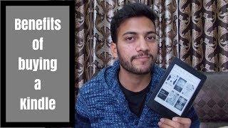 ||AMAZON KINDLE ||Benefits of Buying Kindle|| Why You Should Buy it?||